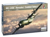 Italeri: 1/72 Mc-130e Hercules Combat Talon I - Model Kit