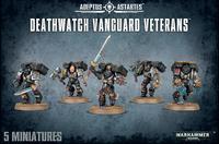 Warhammer 40,000 Deathwatch Vanguard Veterans