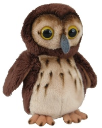 Antics: Mini Morepork - 12cm Finger Puppet