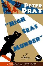 High Seas Murder by Peter Drax image