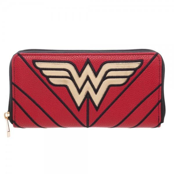 Wonder Woman - Zip Around Wallet image