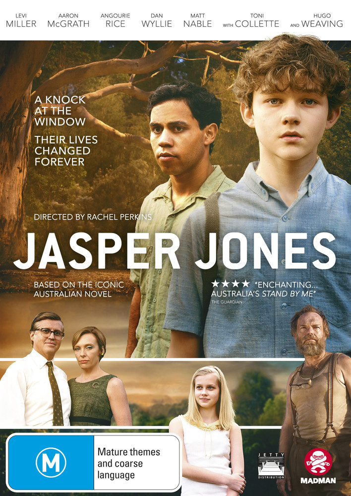 Jasper Jones on DVD image
