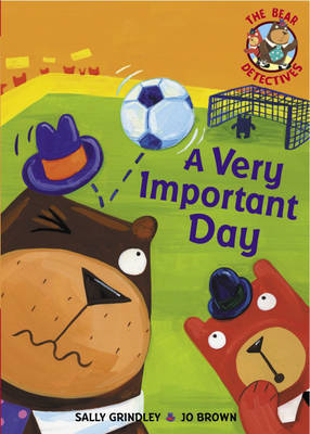 A Very Important Day by Sally Grindley