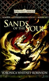 Forgotten Realms: Sands of the Soul (Sembia #6) by Voronica Whitney-Robinson image