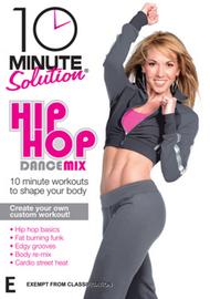 10 Minute Solution: Hip Hop Dance Mix on DVD