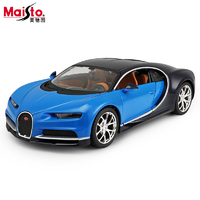 Maisto Special Edition: 1:24 Die-cast Vehicle - Bugatti Chiron