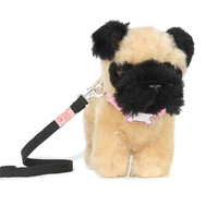 """Our Generation: 6"""" Standing Puppy - Pug"""