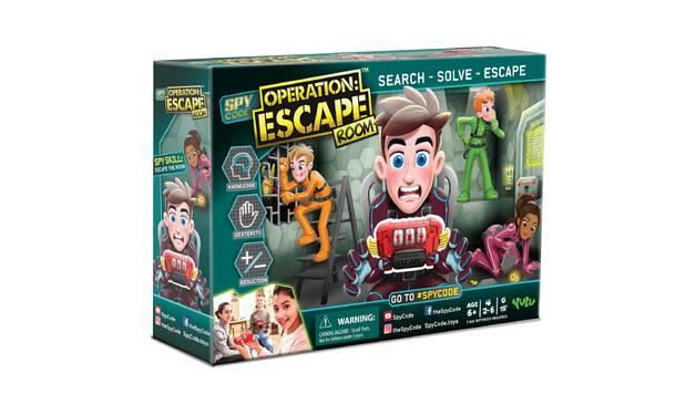 Operation: Escape Room