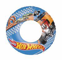 Bestway: Hot Wheels - Inflatable Swim Ring (56cm)