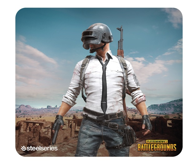 Steelseries Qck+ PUBG Miramar Edition for PC