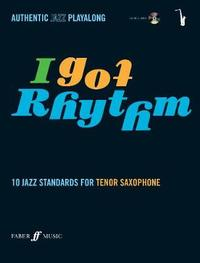 I Got Rhythm (Tenor Saxophone)