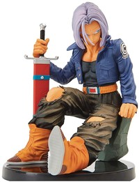 Dragon Ball World Figure Colosseum 2 Vol.8: Future Trunks – PVC Figure