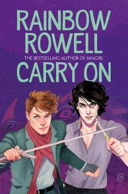 Carry On by Rainbow Rowell image