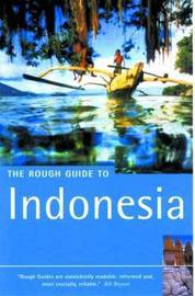 The Rough Guide to Indonesia by Stephen Backshall image
