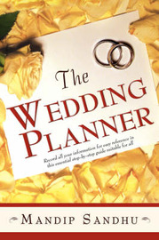 The Wedding Planner by Mandip Sandhu image