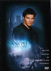 Angel Season 1 - Disc 4 on DVD