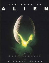 Book of Alien by Paul Scanlon