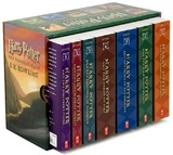 Harry Potter Box Set (Complete Vol 1-7) by J.K. Rowling