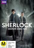 Sherlock - Complete Series Two DVD