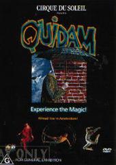 Quidam: Cirque De Soleil on DVD
