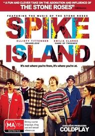 Spike Island on DVD