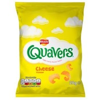 Quavers Cheese Crisps 20g