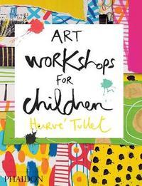 Art Workshops for Children by Herve Tullet
