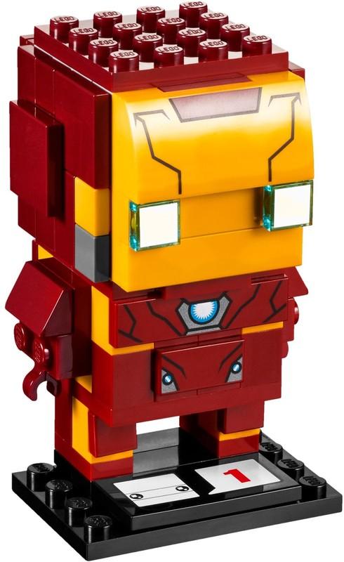 LEGO Brickheadz - Iron Man (41590)