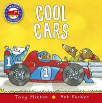 Cool Cars by Tony Mitton image