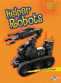 Helper Robots by Nancy Furstinger