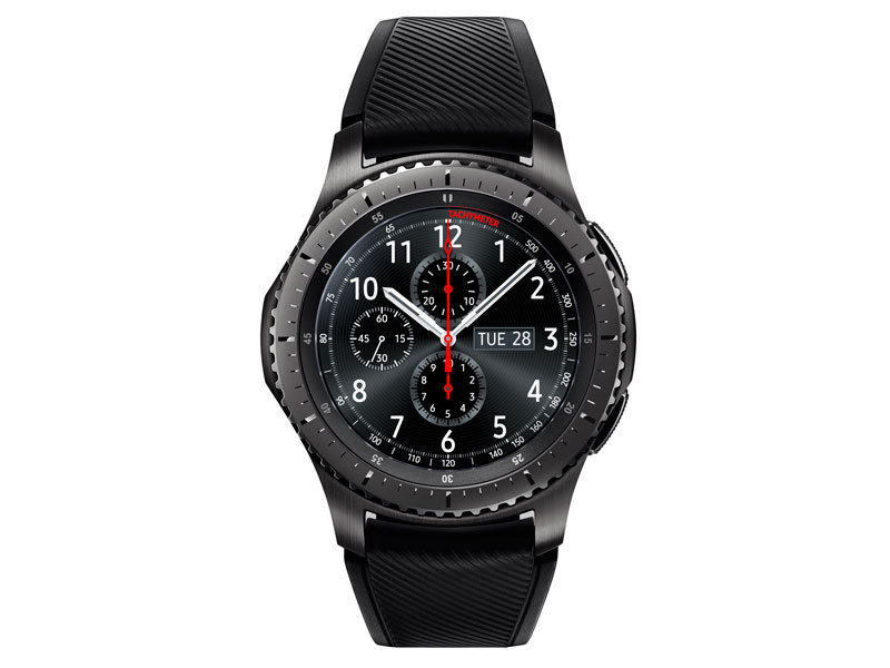 Samsung Gear S3 - Frontier image