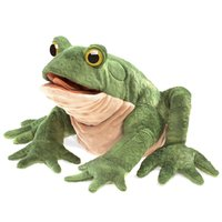 Folkmanis Hand Puppet - Toad image