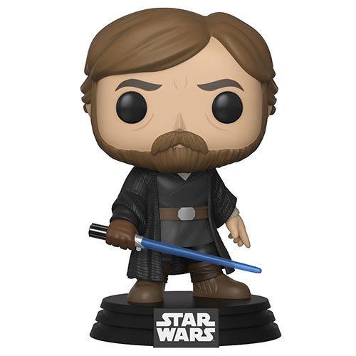 Star Wars: The Last Jedi - Luke Skywalker (Final Battle Ver.) Pop! Vinyl Figure image