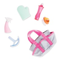 Our Generation: Fashion Horse Accessory Set - Horse Grooming Set