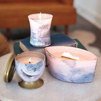 Woodwick Artisan Candle - Sea Salt Magnolia image