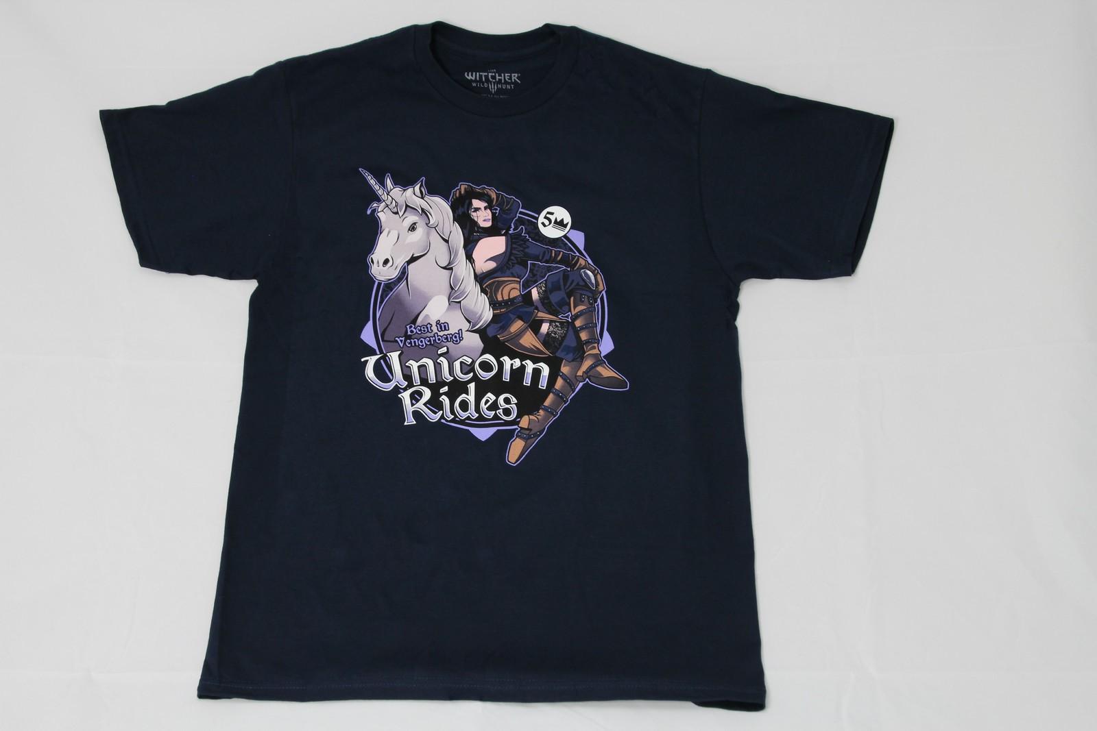 The Witcher 3: Unicorn Riders - Premium T-Shirt (Large) image
