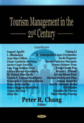 Tourism Management in the 21st Century image