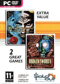 Broken Sword I & II Double Pack for PC Games image