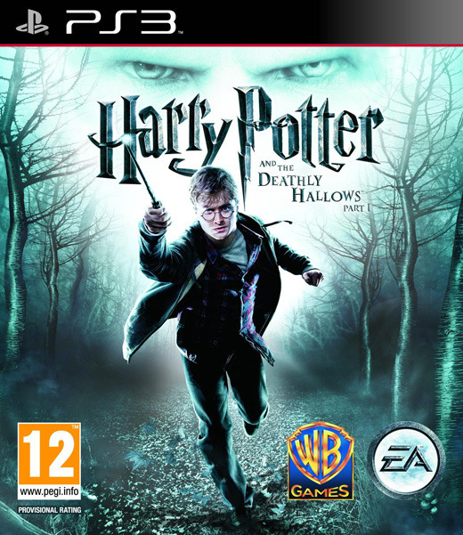 Harry Potter and the Deathly Hallows Part 1 for PS3