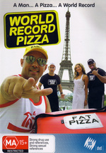 World Record Pizza on DVD