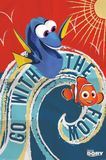 Finding Dory: Maxi Poster - Go With The Flow (479)