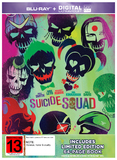 Suicide Squad - Special Edition (Blu-ray + Ultraviolet) on Blu-ray