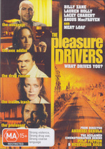 The Pleasure Drivers on DVD
