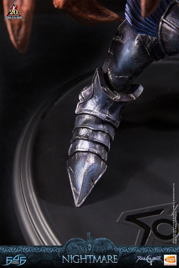 "Soul Calibur II - 22"" Nightmare - Premium Collector's Statue image"