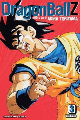 Dragon Ball Z Vol.3: VIZBIG Edition (3 in 1) by Akira Toriyama image