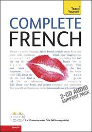 Teach Yourself Complete French: Audio Support by Gaelle Graham image