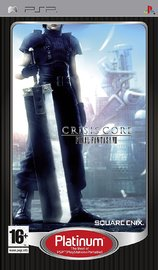 Final Fantasy VII: Crisis Core (Platinum) for PSP