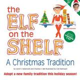 The Elf on the Shelf Girl Light Doll with Book: A Christmas Tradition by Carol V Aebersold