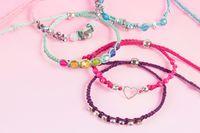 Make It Real: Rainbow Bling Bracelets - Craft Kit
