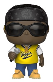 Notorious B.I.G (Jersey ver.) - Pop! Vinyl Figure